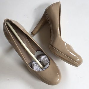 NWOT Franco Sarto leather heels